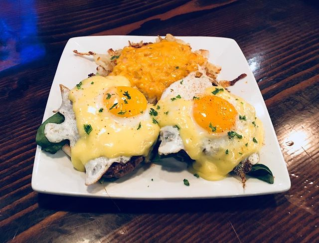 Happy Game Day!! Stop in for beats at brunch with DJ Blaise from 10-2. Game days specials all day. #steakbenedict #badgergameday #beatsatbrunch #roastmadison