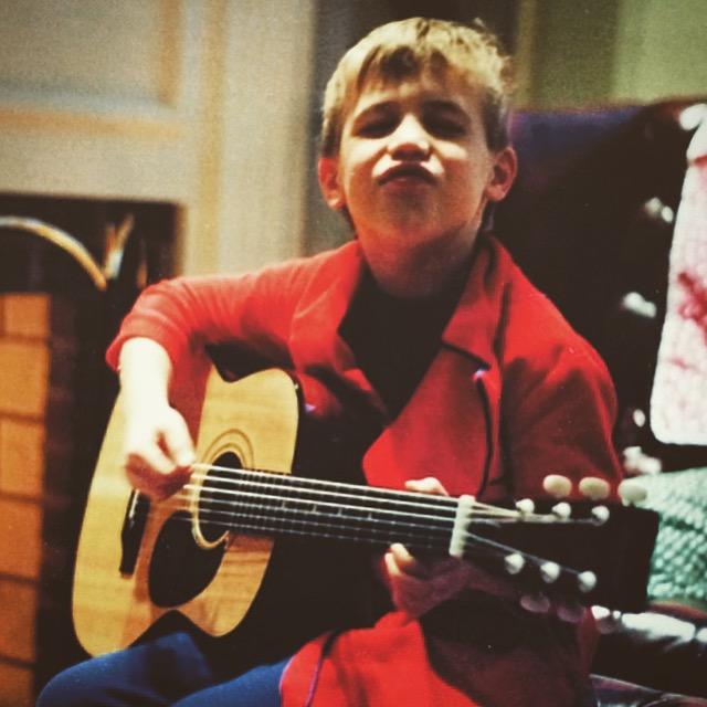 First Guitar!
