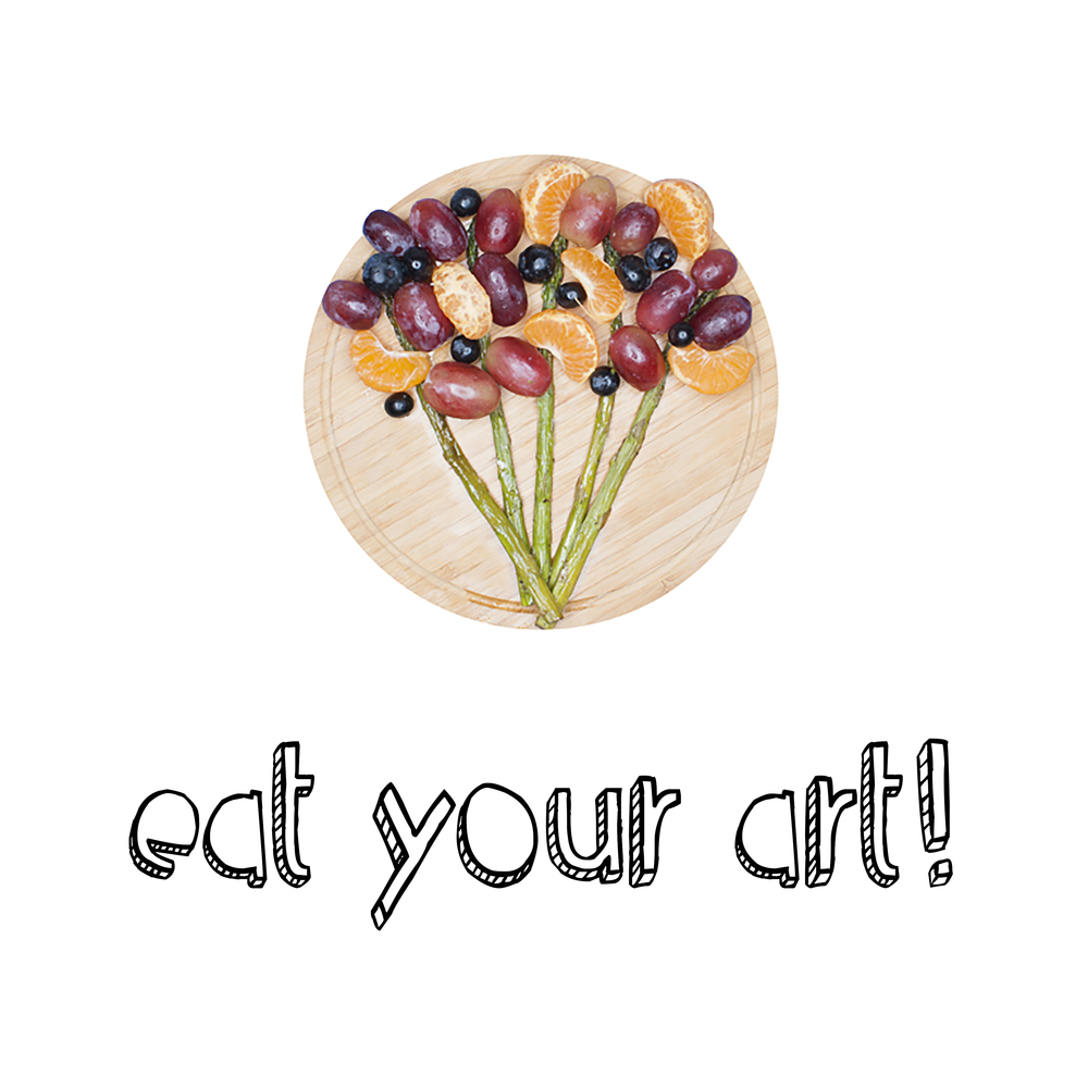 eat your art!
