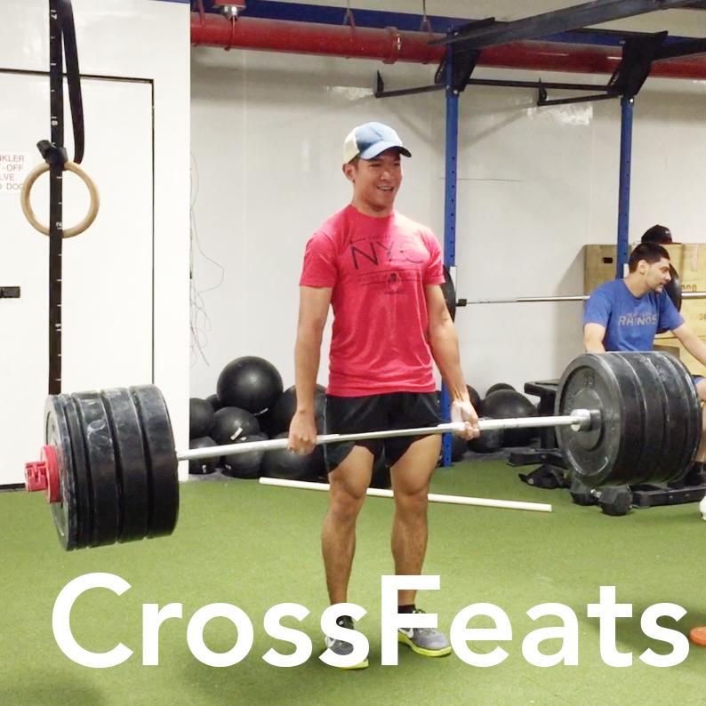 CrossFeats