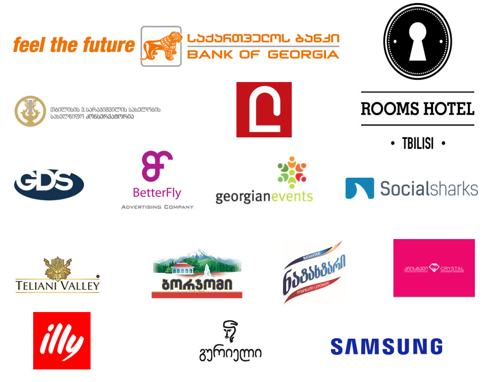 More On These Sponsors And Also Our Partners Here From Us Thank You We Look Forward To The Event Sunday