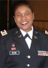 LTC Annie M. Nelson  '73 Military Service