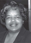 Mrs. Frances Harris-Waddell  `70  Community Service