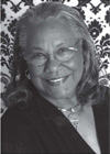 Attorney, Wanda Garrett  `53  Education