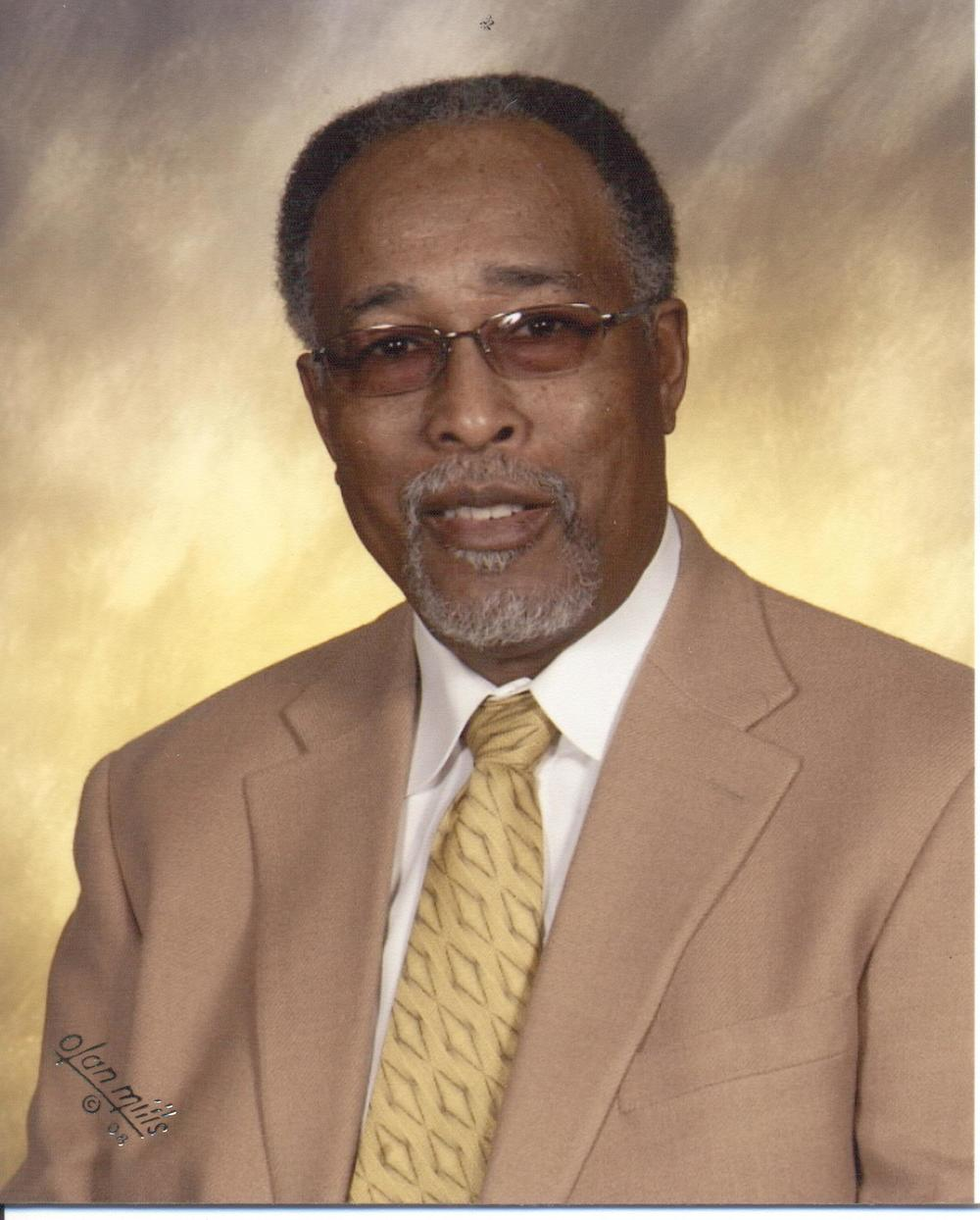 Mr. Audrey T. Davis  `64 Education