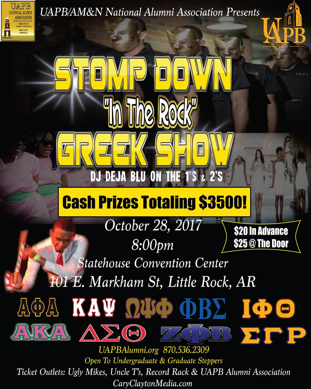 Stomp Down In the Rock Greek Show.jpg