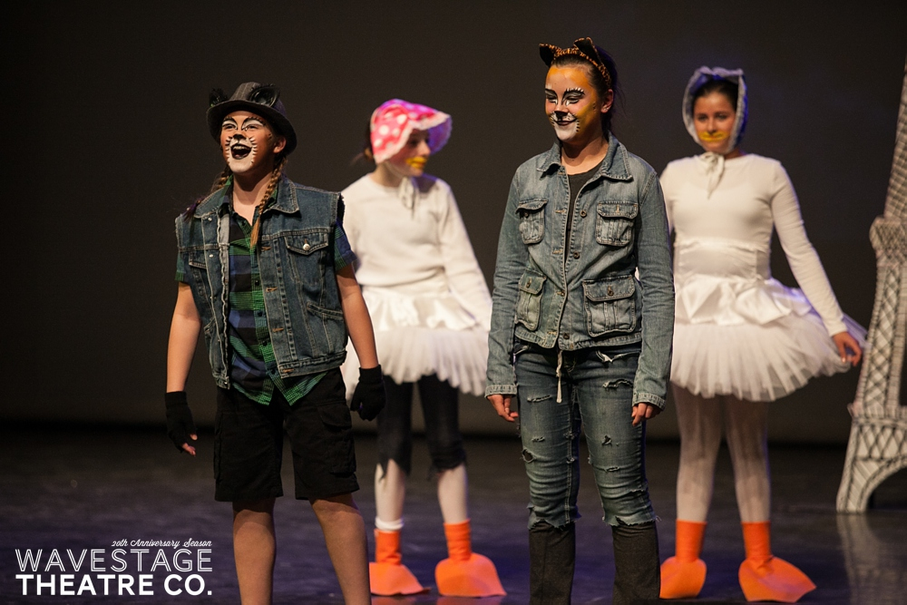 Wavestage Theatre Youth Program Newmarket York Region