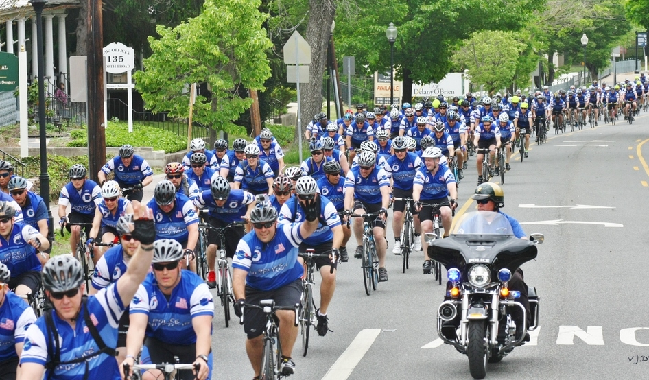 Police unity tour chapter 10 for Police tours