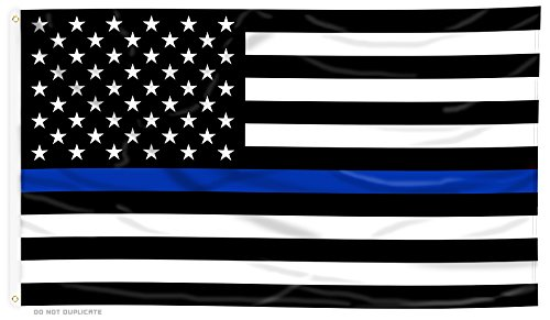 3' x 5' Thin Blue Line American Flags  $20 ($23 Shipped)    Fundraiser Team Marlboro     CLICK HERE    to order