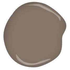 Benjamin Moore Chocolate Velvet