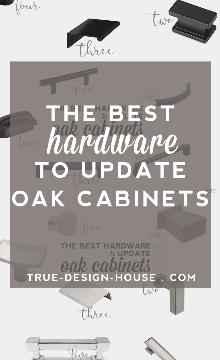Superior True Design House   Oak Hardware Update   38   Pinterest   2