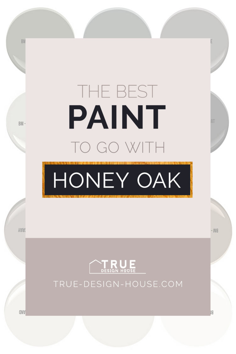 What Color To Paint Wrought Iron Patio Furniture: The Best Wall Paint Colors To Go With Honey Oak