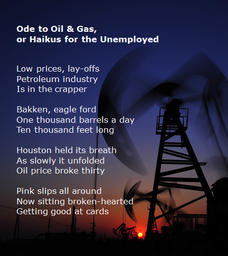 ode to oil and gas