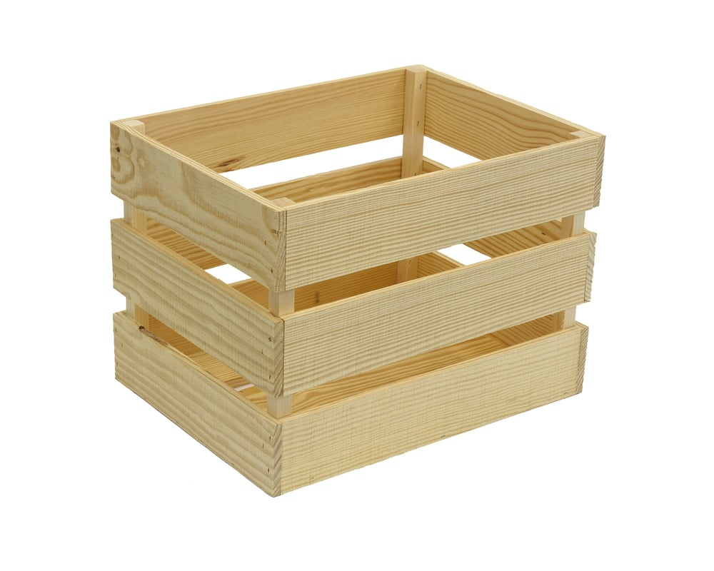 Heavy Duty Crate