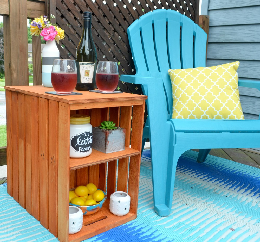 6 Sizzling Crate Projects To Do This Summer Crates And