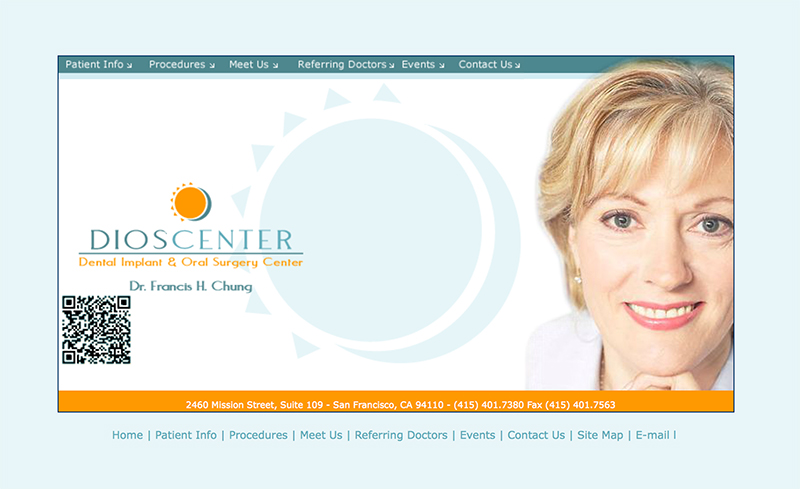 DiosCenter, Logo Design |Web Design | HTML/CSS