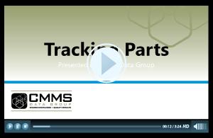 Tracking Parts iPresentation