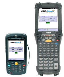 Windows Mobile CMMS Barcode Scanners