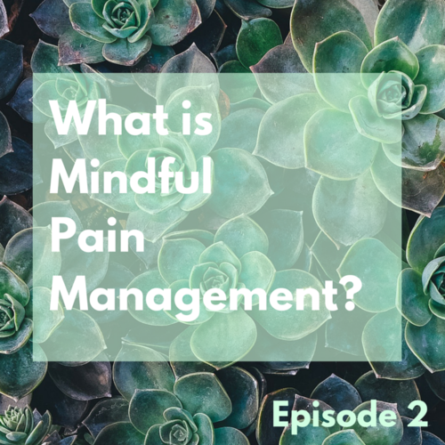 What is Mindful Pain Management?