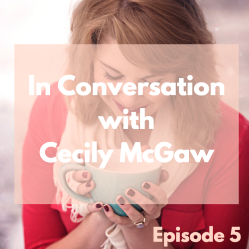 In Conversation with Cecily McGaw