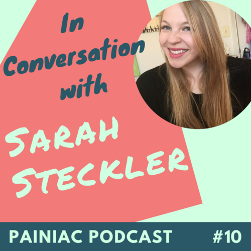 In Conversation with Sarah Steckler