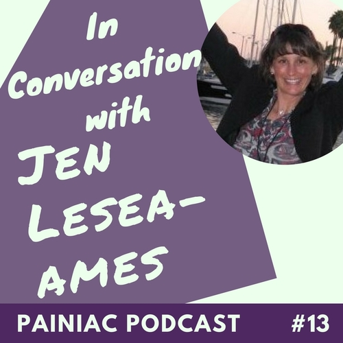 In Conversation with Jen Lesea-Ames