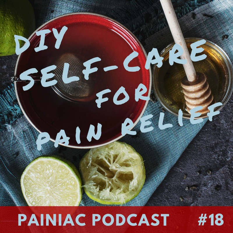 DIY Self-Care for Natural Pain Relief