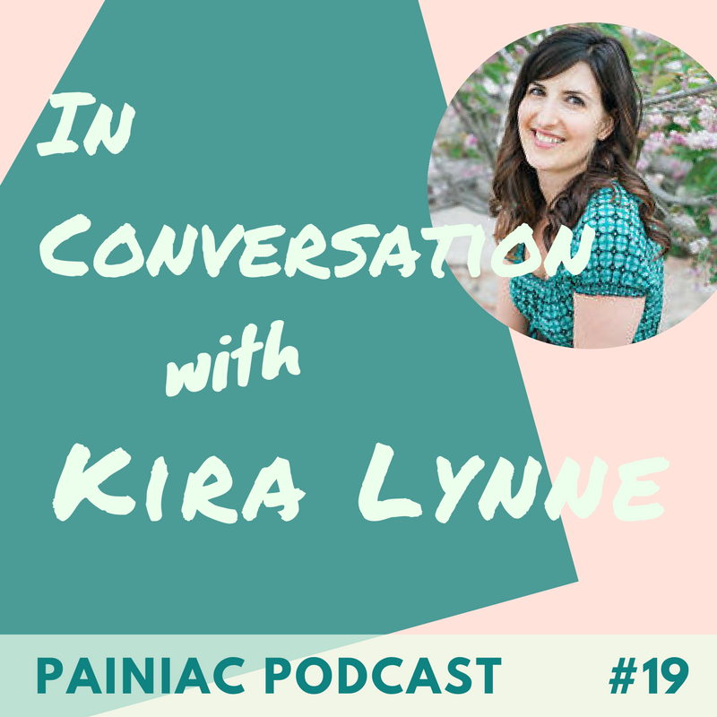Kira Lynne on Painiac the Podcast for Mindful Pain Management