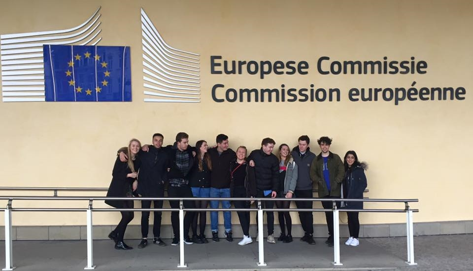 PPE Brussels trip
