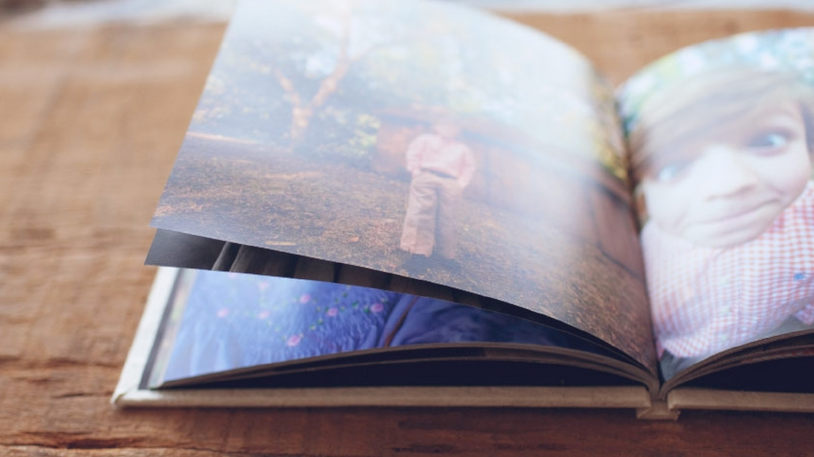 Petite Photo Book - 5x7 // 76pages // $190
