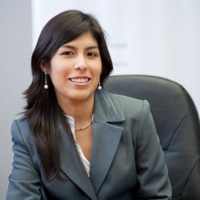 Ana Cecilia Quispe  - Acción Emprendedora