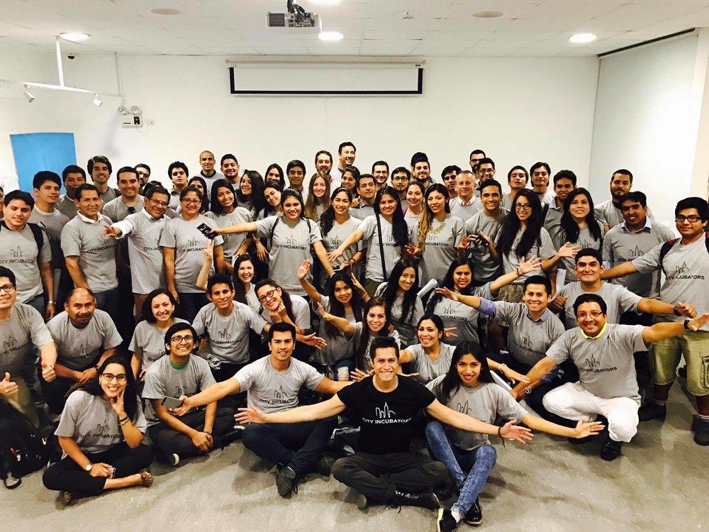 Lima Centro Abril 2017 - 64 proyectos