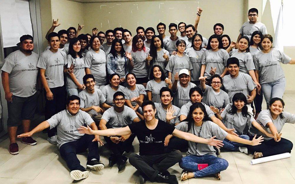 Lima Norte Abril 2017 (1) - 31 proyectos