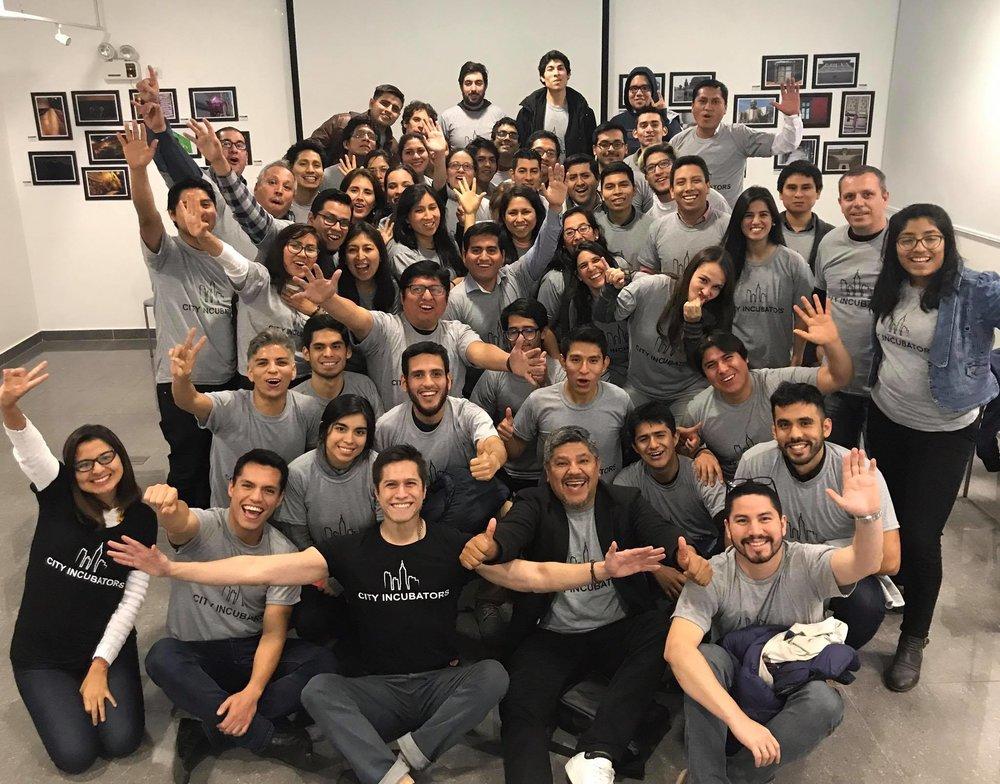 Lima Centro/Sur Julio 2017 - 44 proyectos