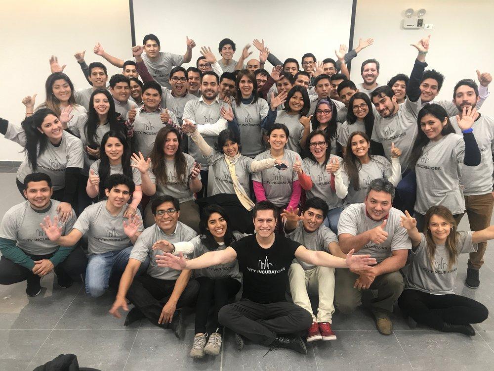 Lima Centro/Sur/Este Agosto 2017 - 42 proyectos