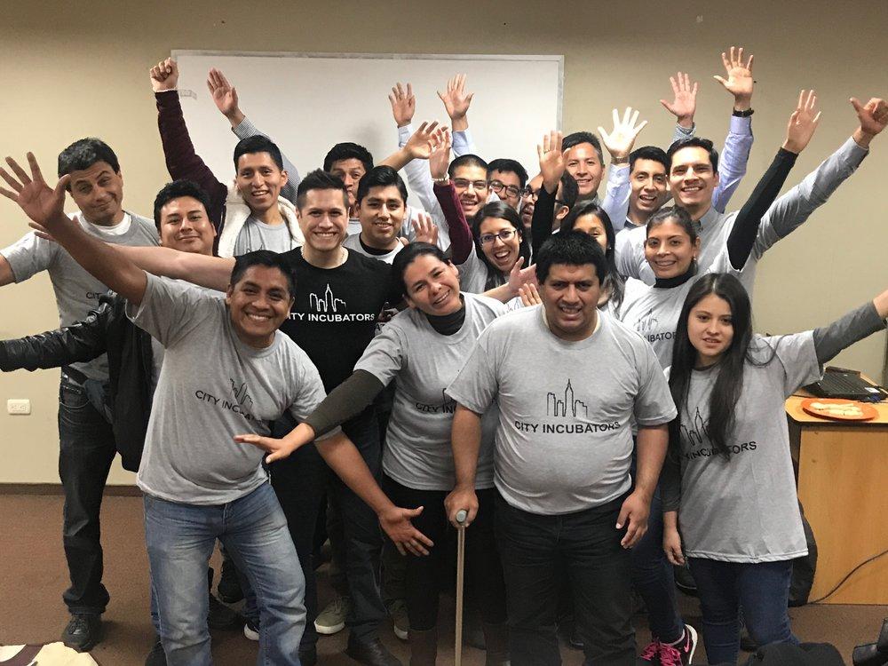 Lima Norte/Callao Agosto 2017 (1) - 16 proyectos