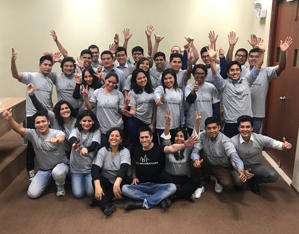 Lima Norte/Callao Agosto 2017 (1) - 22 proyectos