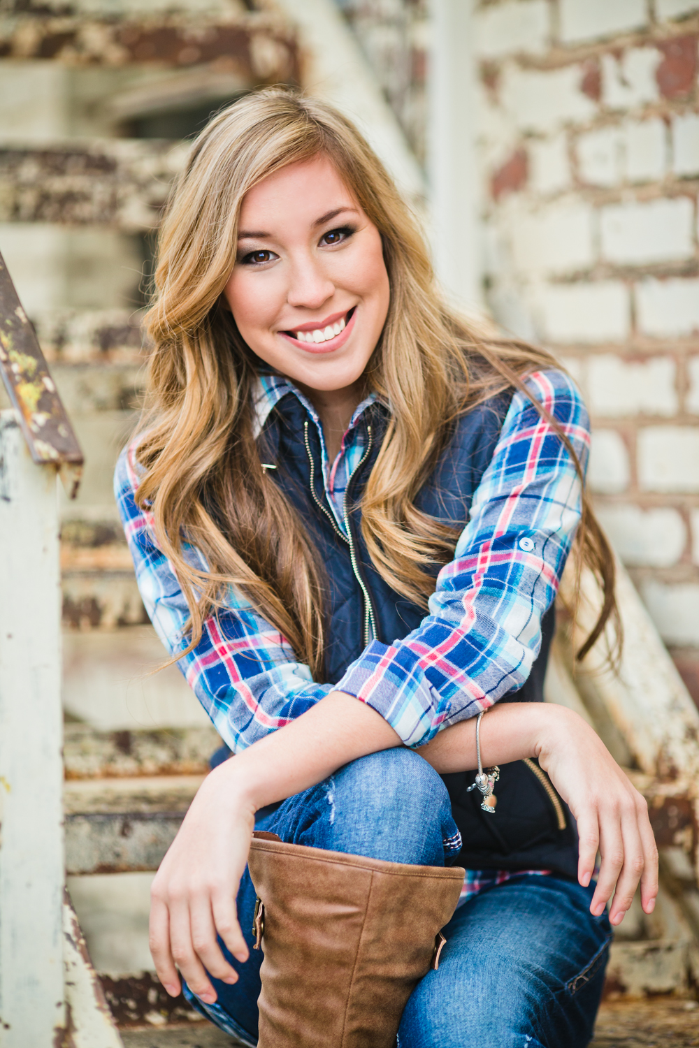 oklahoma senior portrait photography