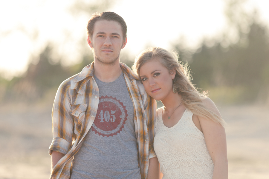 Canadian River Engagement Session Norman Oklahoma Ashley Porton Photography 2013