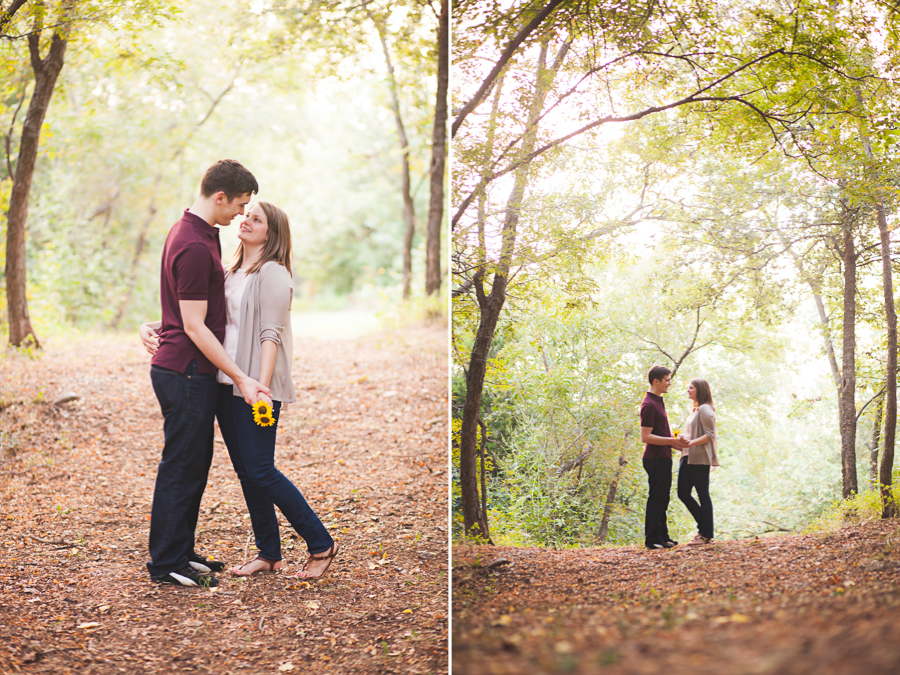 Oklahoma City Wedding Photographer Norman Engagement