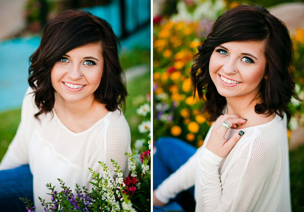 OKC Paseo Art District Senior Photos Ashley Porton 2014