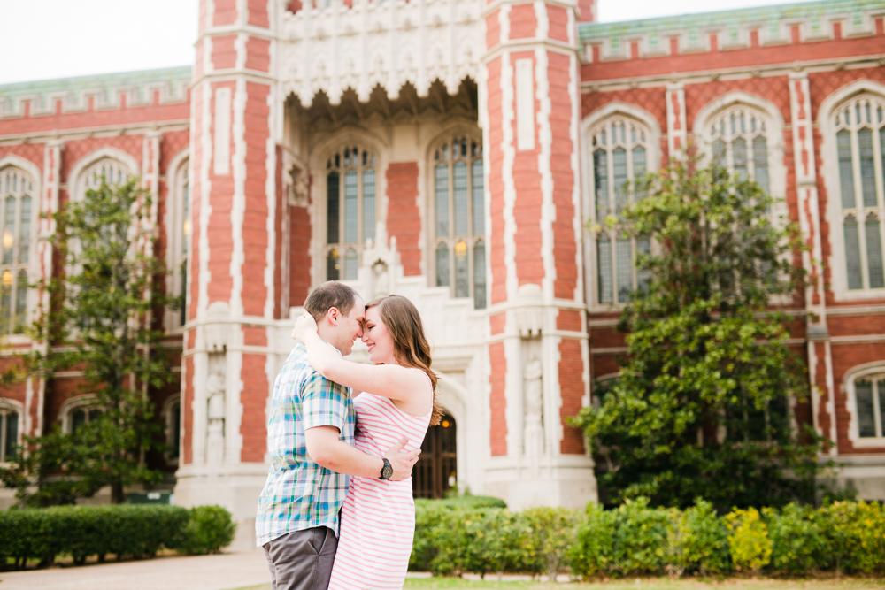 Oklahoma City Wedding & Engagement Photographer