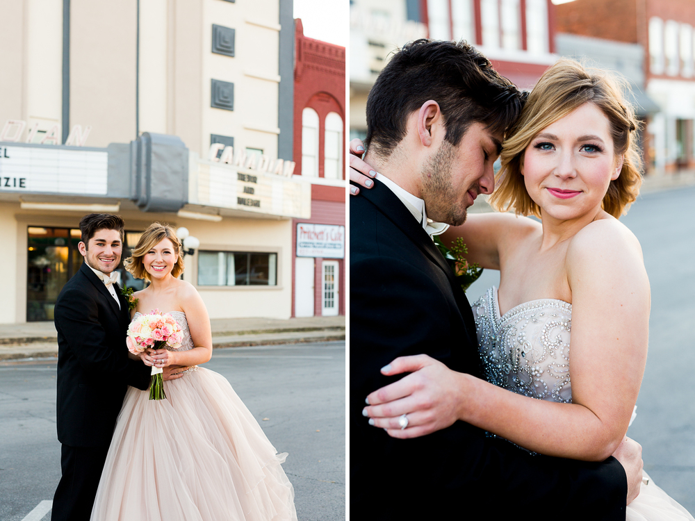 The Grand Canadian Theater OKC Purcell Wedding Venue Ashley Porton Photography .jpg