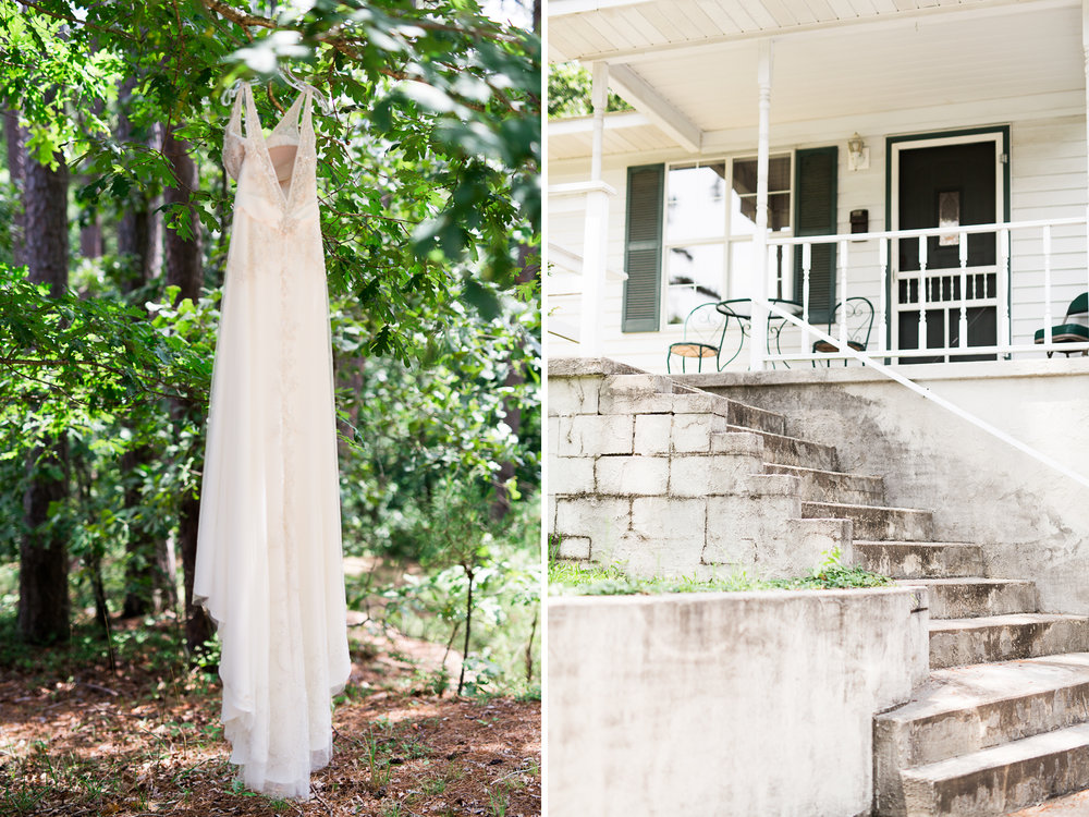 eureka springs wedding photographer thorncrown chapel dress