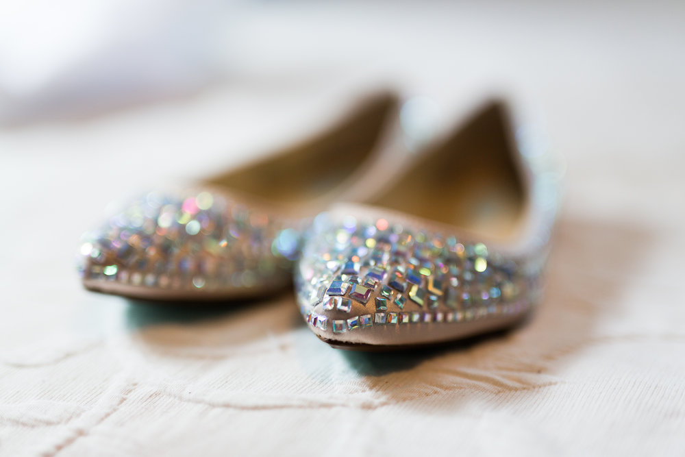 eureka springs wedding photographer thorncrown chapel betsy johnson sparkley shoes
