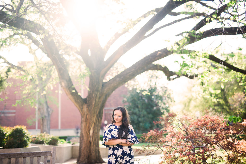 norman senior photographer okc oklahoma city graham texas university of oklahoma campus senior session