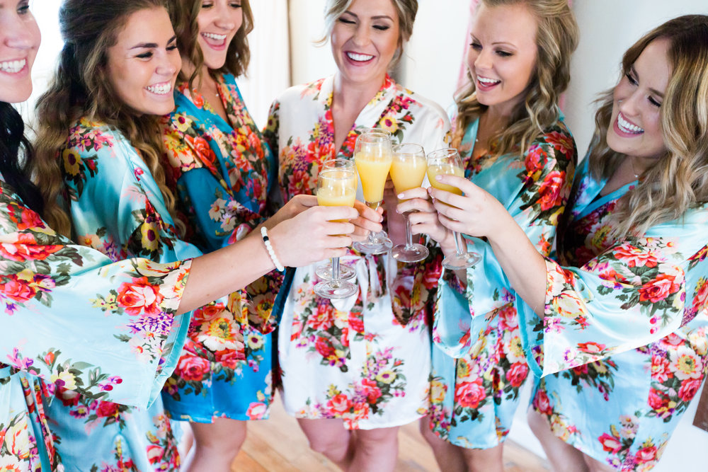 okc wedding photographer, oklahoma city, oklahoma weddings, norman, lgbt friendly, the manor wedding, toast, bridesmaids toast, mimosas