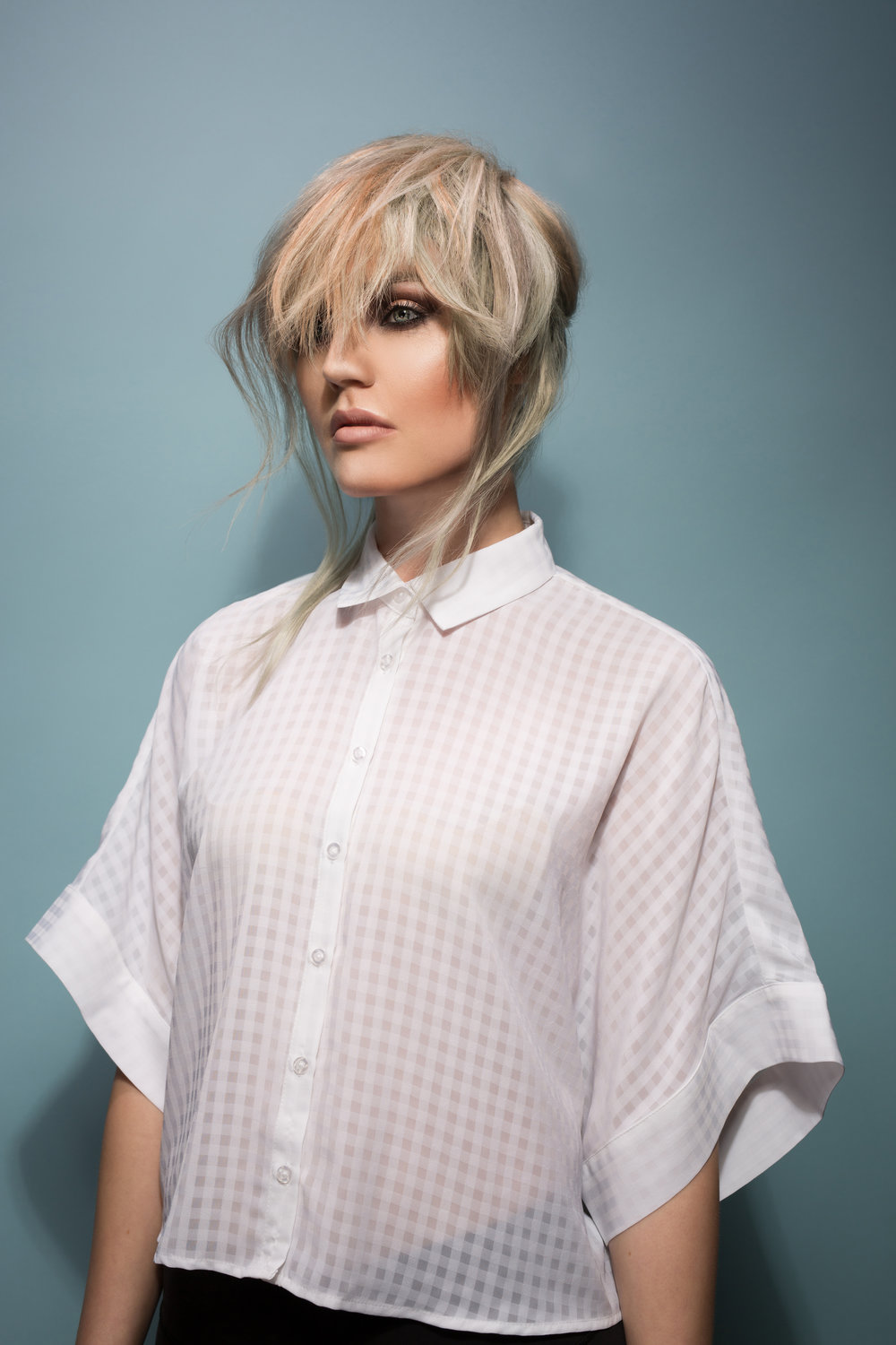 Get those ends trimmed and maintain your healthy locks. Our nationally and internationally acclaimed team offers cuts for both men and women, delivering sophisticated styles.