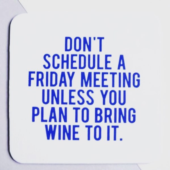 Who is ready for a meeting?!🍷 . . .  #Friday #FriYAY #weekend #happyhour yet? #celebrate #celebratelife #sanfrancisco #diadelosmuertos #sunset #mission #happy #happiness #getoutside #play #friends #family #love #malbec #malbecargentino #wine #winelover #winemaker #instagood #instawine #letsdothis #cheers #salud