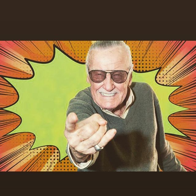 """Deeply grateful to Stan Lee who reminded all of us to play and dream and geek out - giving us the eternal gift of legendary creativity! """"[Being a 'geek'] has become a badge of honor. It's geeks who really make or break a TV show or movie or video game. They're the ones who are passionate about these things and who collect [the paraphernalia] and talk about them. A geek is really somebody interested in communication and entertainment and [finding] the best way to avail himself or herself to it.."""" 'There is only one who is all powerful, and his greatest gift is love!' ~ Stan Lee You've been an inspiration for so many decades especially for KamikazePop!  Rest In Peace Mr 'Excelsior!' #stanlee  #marvel #superhero #king of #cameo #spider-man #ironman #avengers #thor #comic #comics  #creativegenius  #love  #play #geek #girlgeek and  #proud #winelife #wine #winemaker #winelover #malbec #malbecargentino #cheers #salud #rip"""